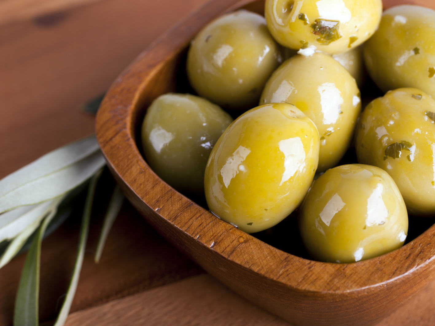 The Spanish olive arrives to the British market